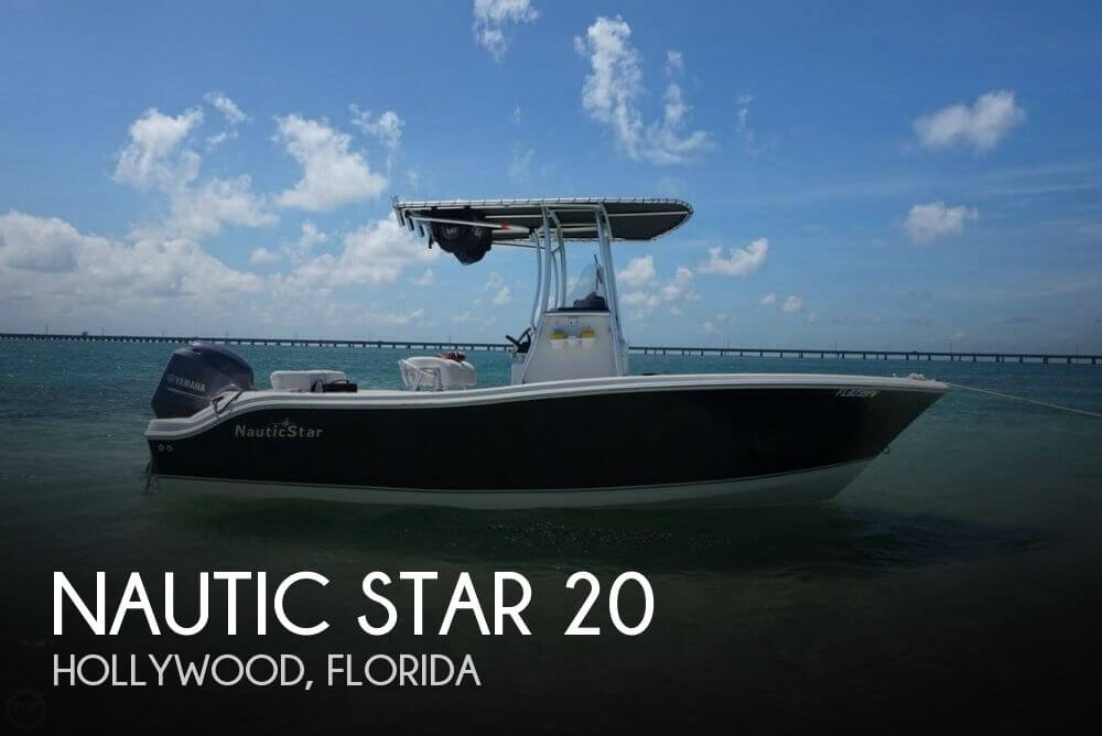 Used Nautic Star Boats For Sale by owner | 2012 Nautic Star 20