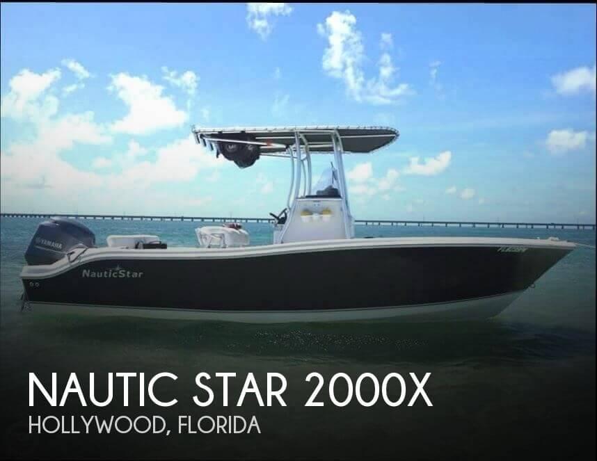 2012 Nautic Star 2000X - Photo #1