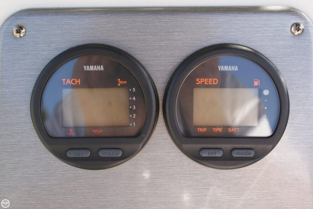 TACH And SPEED GAUGES