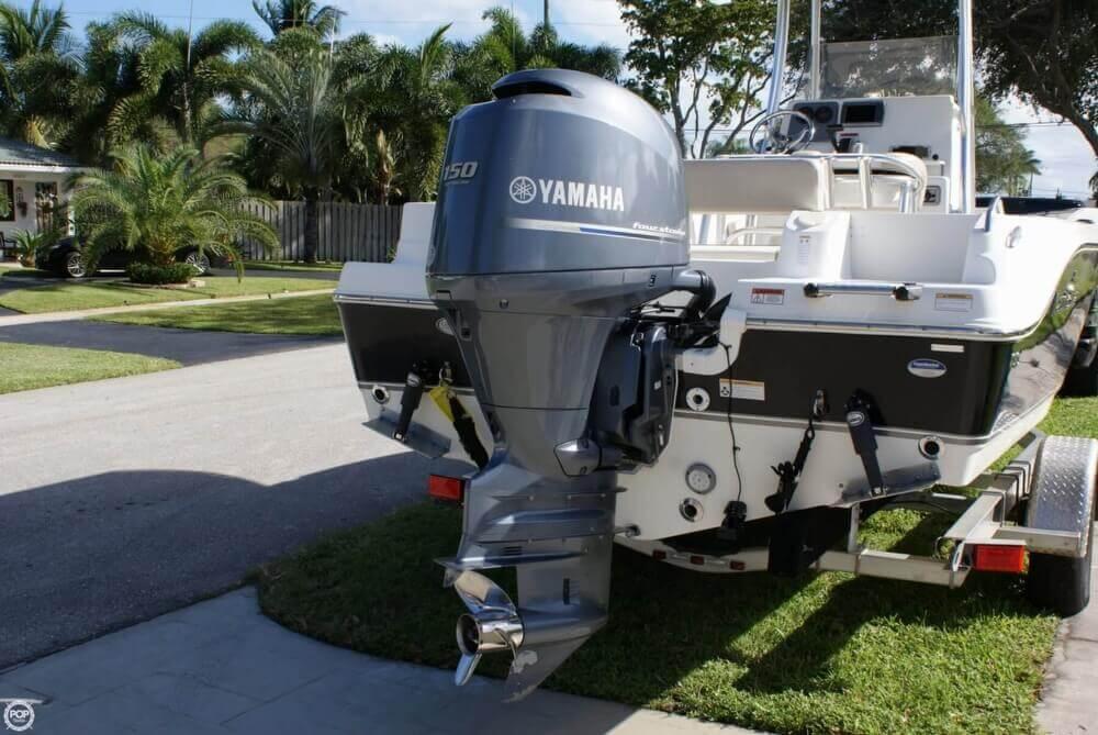 Yahama 150 HP Four-stroke