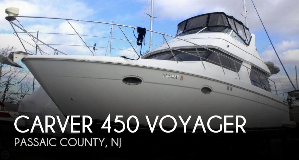 2000 Carver 450 Voyager - Photo #1