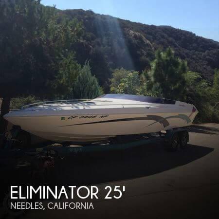 1996 Eliminator 25 - Photo #1