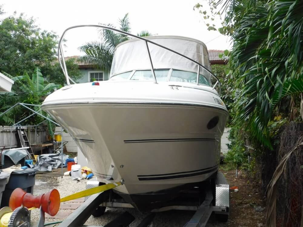 2000 Sea Ray 245 Weekender - Photo #10