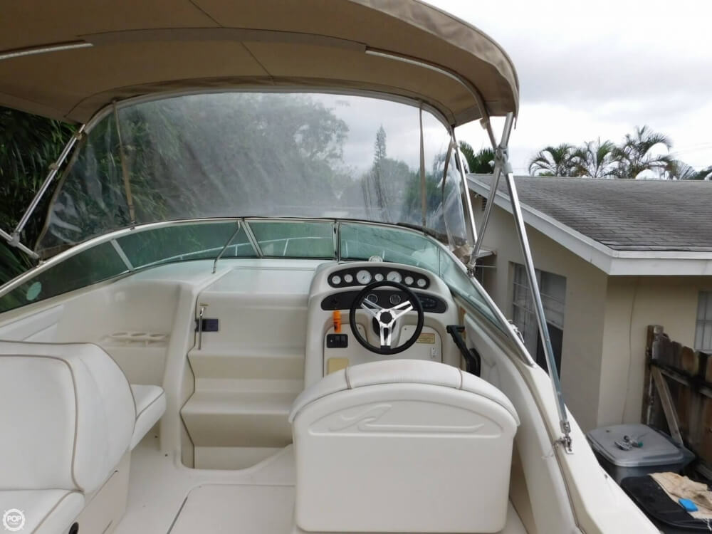2000 Sea Ray 245 Weekender - Photo #2