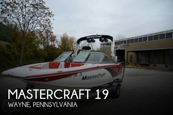 Used Boats For Sale in Atlantic City, New Jersey by owner | 2012 Mastercraft 19