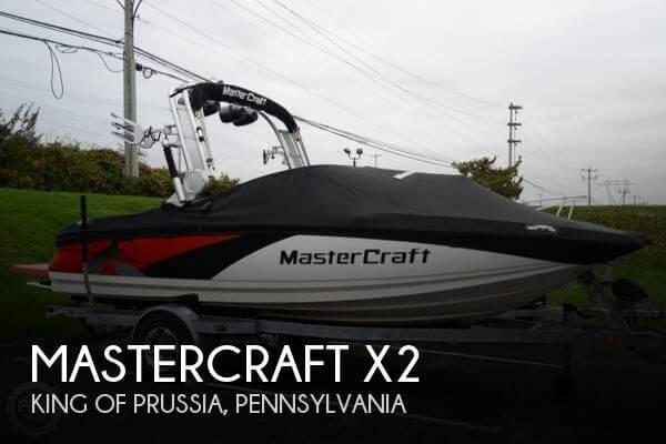 2012 Mastercraft X2 - Photo #1
