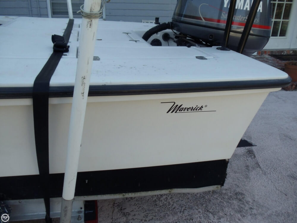 1997 Maverick Master Angler 17 - Photo #20