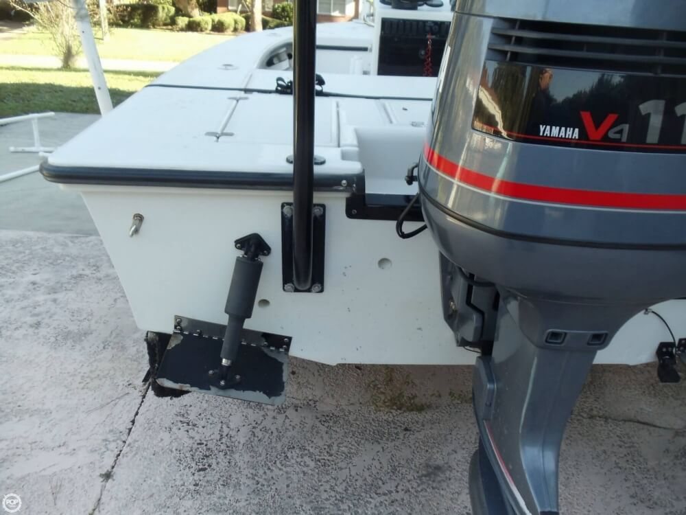 1997 Maverick Master Angler 17 - Photo #24