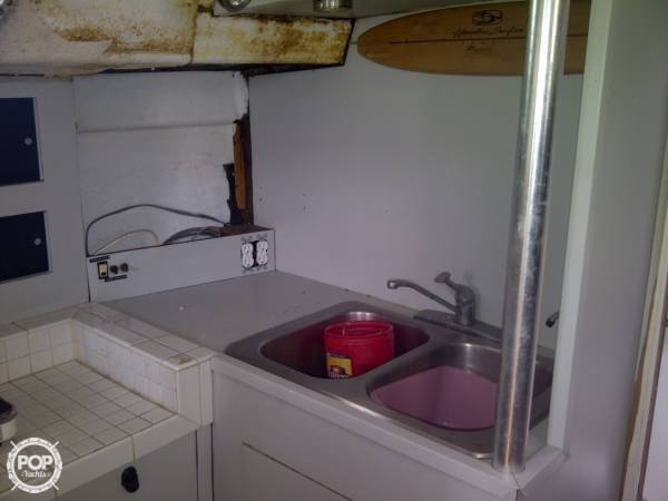 GALLEY DOUBLE SINK