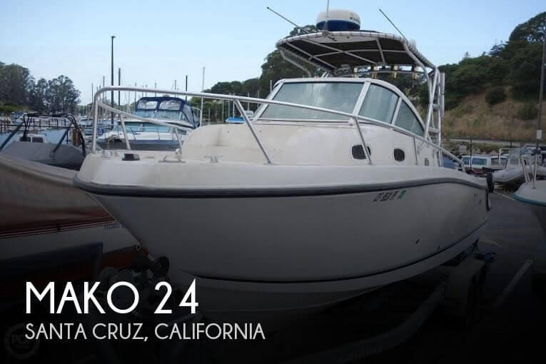 Used MAKO Boats For Sale by owner | 1998 Mako 24