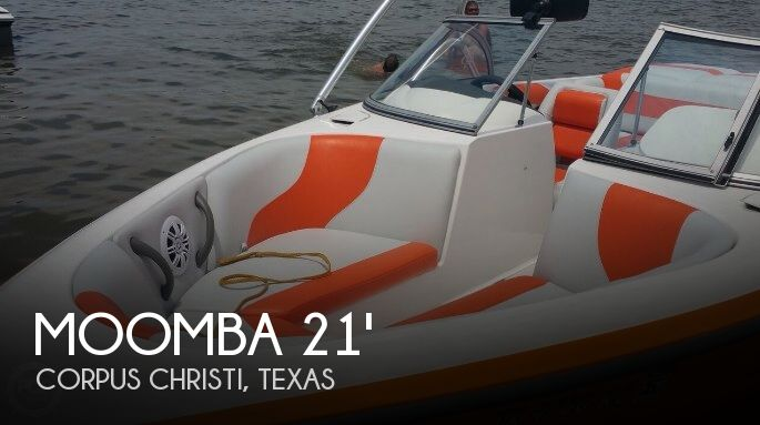 Used Moomba Boats For Sale by owner   2004 Moomba 21