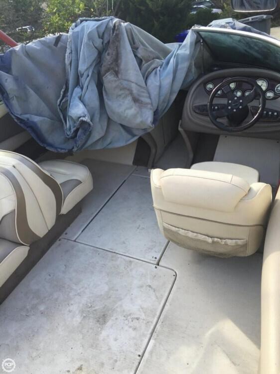 2001 Monterey 190 LS Bowrider - Photo #5