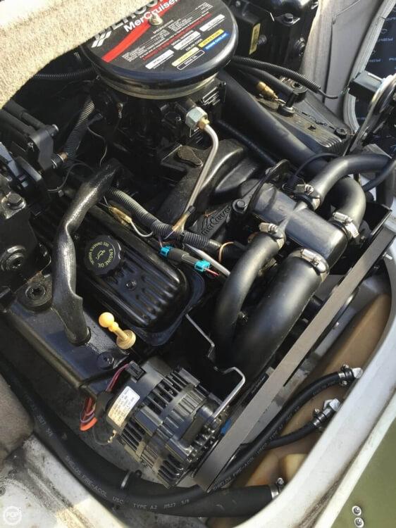 2001 Monterey 190 LS Bowrider - Photo #7