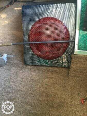 1994 Bass Cat 19 Pantera II - Photo #15