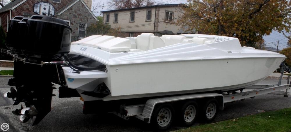 1987 Tempest 32 Super Boat - Photo #20