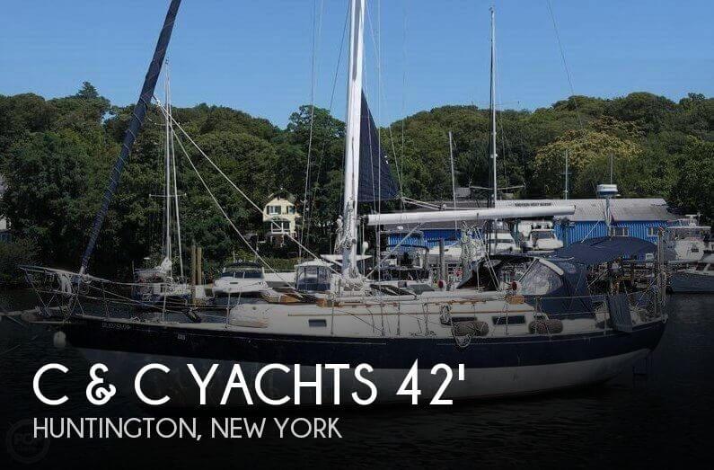 1976 C & C Yachts Landfall 42 - Photo #1