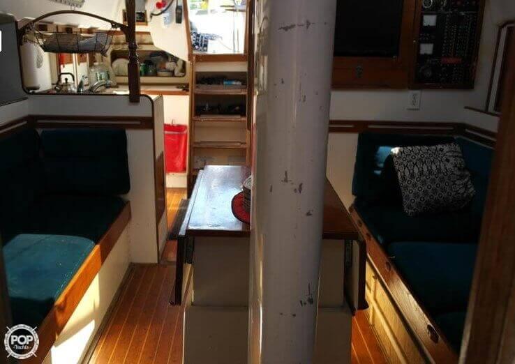 1976 C & C Yachts Landfall 42 - Photo #9