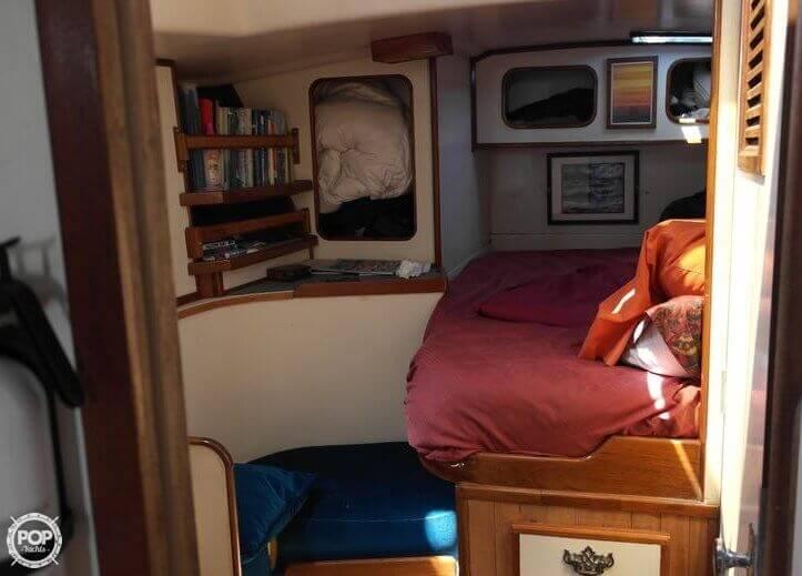 1976 C & C Yachts Landfall 42 - Photo #11