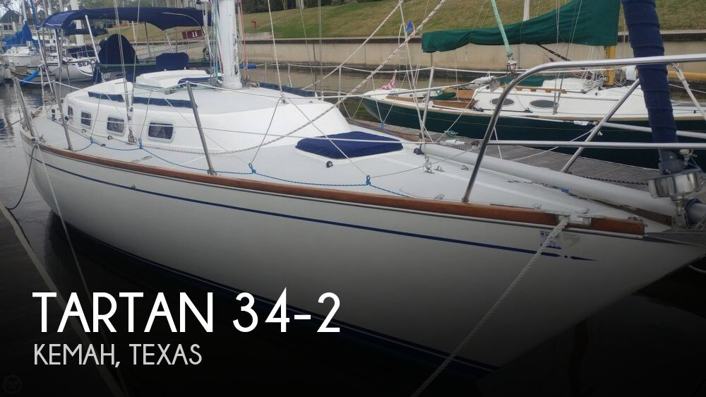 1990 Tartan boat for sale, model of the boat is 34-2 & Image # 1 of 40