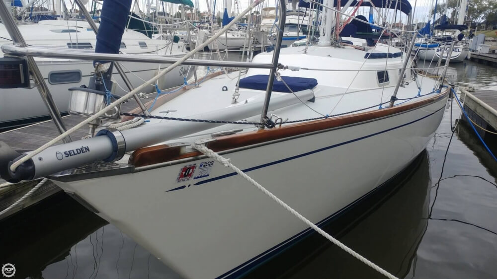 1990 Tartan boat for sale, model of the boat is 34-2 & Image # 16 of 40