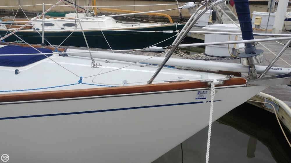 1990 Tartan boat for sale, model of the boat is 34-2 & Image # 19 of 40
