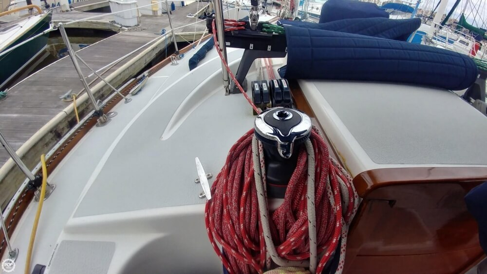 1990 Tartan boat for sale, model of the boat is 34-2 & Image # 27 of 40