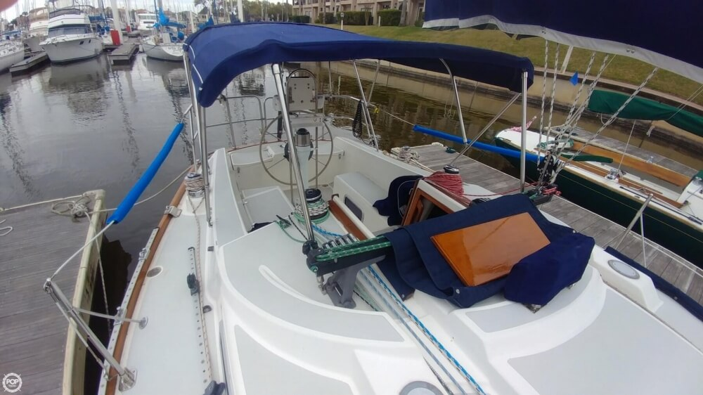 1990 Tartan boat for sale, model of the boat is 34-2 & Image # 38 of 40