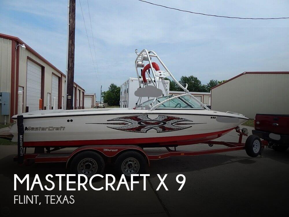 Used Boats For Sale in Tyler, Texas by owner | 2003 Mastercraft X 9