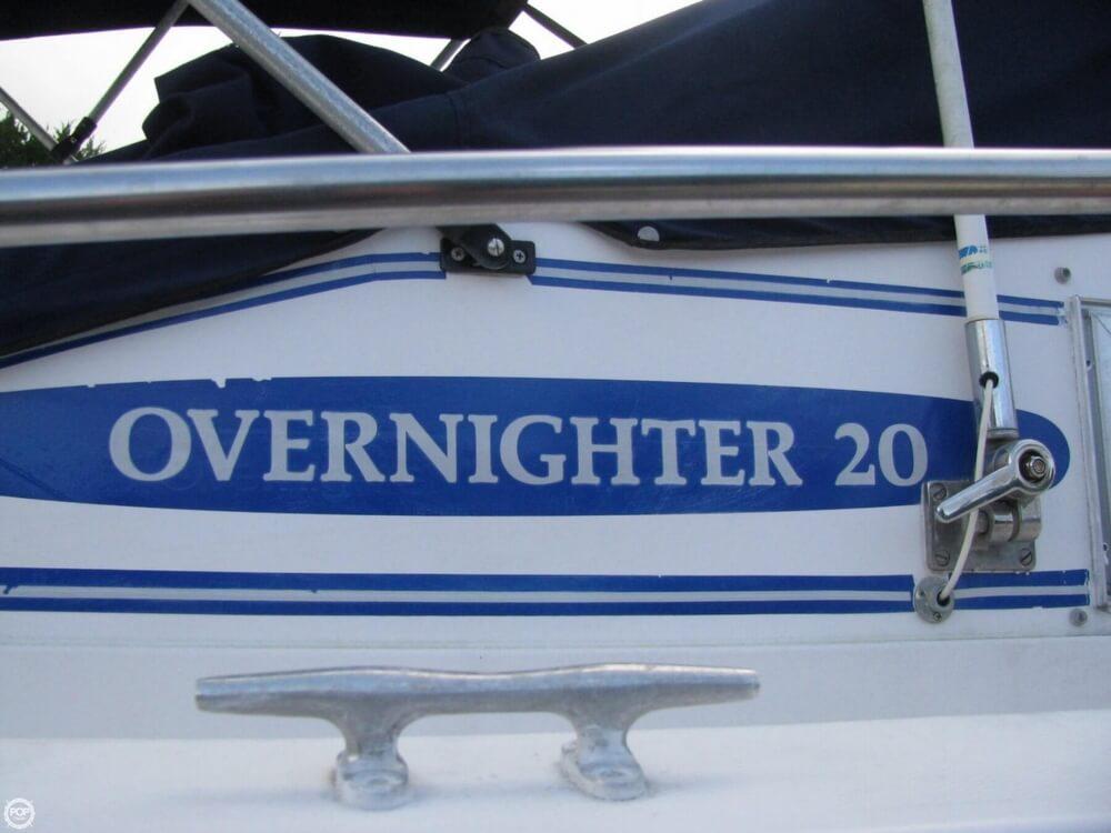 1985 Grady-White 204C Overnighter - Photo #5