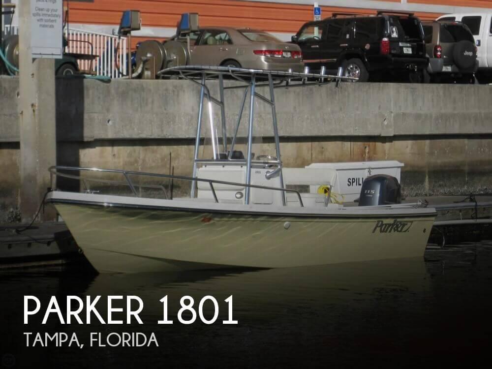 2014 Parker Marine Enterprises 1801 - Photo #1
