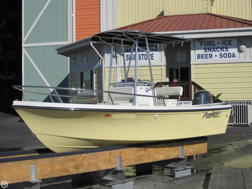 2014 Parker Marine Enterprises 1801 - Photo #3