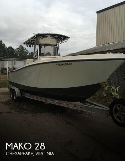 Used MAKO Boats For Sale by owner | 1994 Mako 28