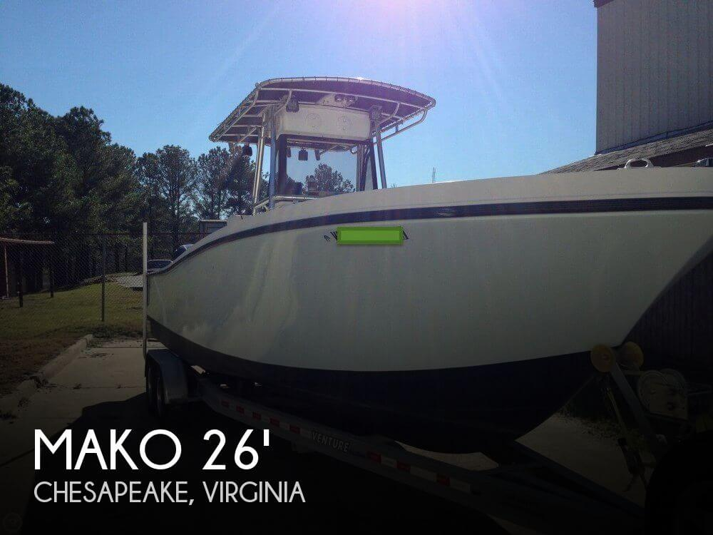 1994 MAKO 261B CENTER CONSOLE for sale
