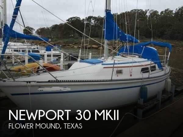 1977 Newport 30 MKII - Photo #1
