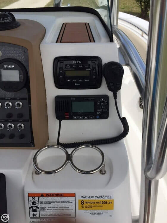 2015 Sea Fox 226 Commander - Photo #10