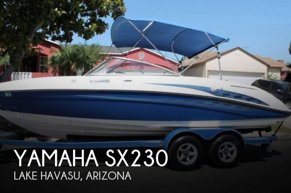 For sale used 2005 yamaha sx230 in lake havasu arizona for Yamaha dealer az
