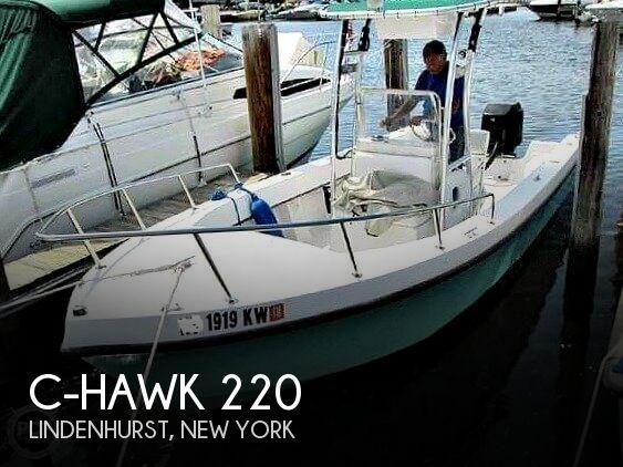 2000 C-Hawk 220 - Photo #1