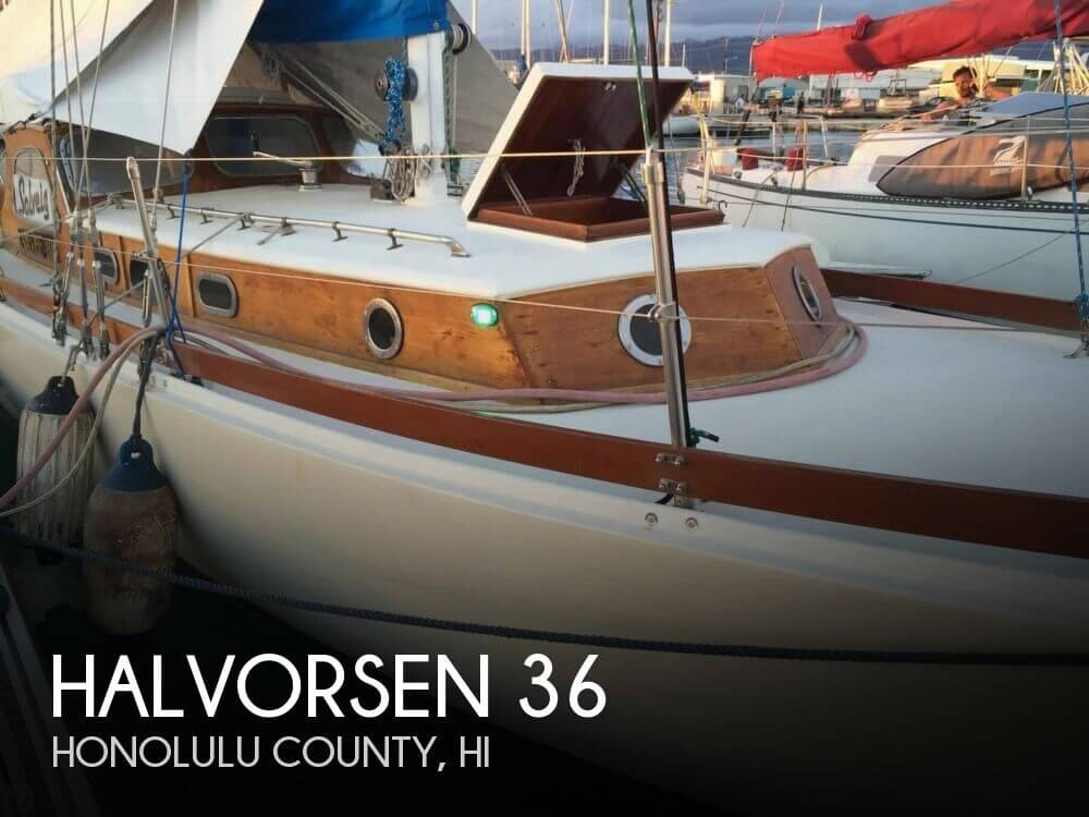 1950 Halvorsen 36 - Photo #1