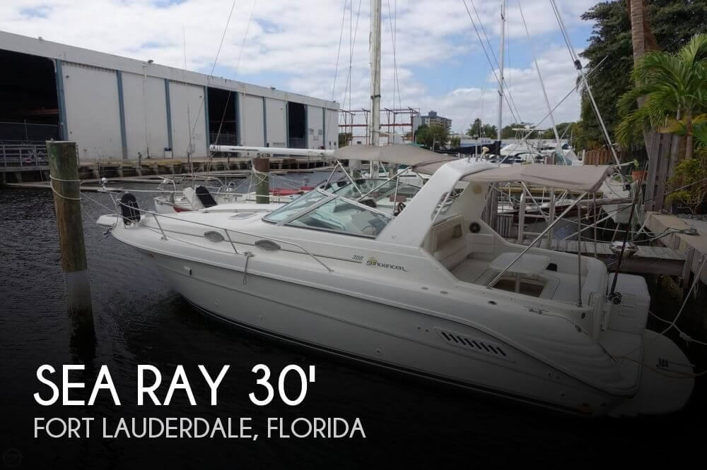 1996 Sea Ray 300 Sundancer - Photo #1
