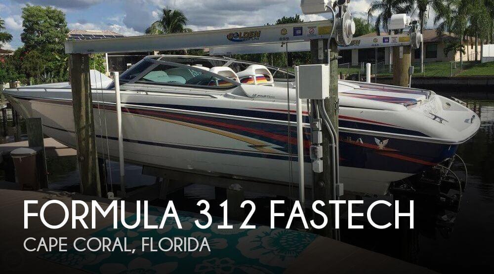 2003 Formula 312 Fastech - Photo #1