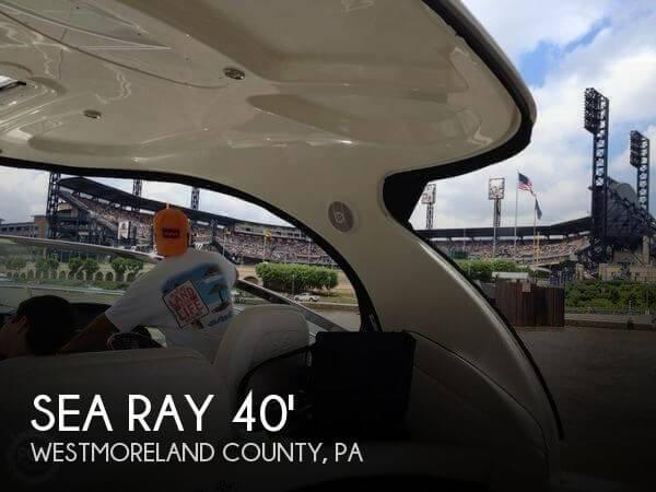 2006 Sea Ray 40 Sundancer - Photo #1
