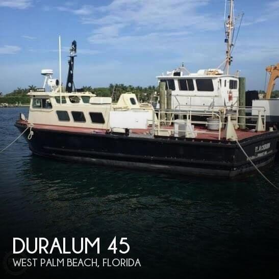 1980 Duralum 45 - Photo #1