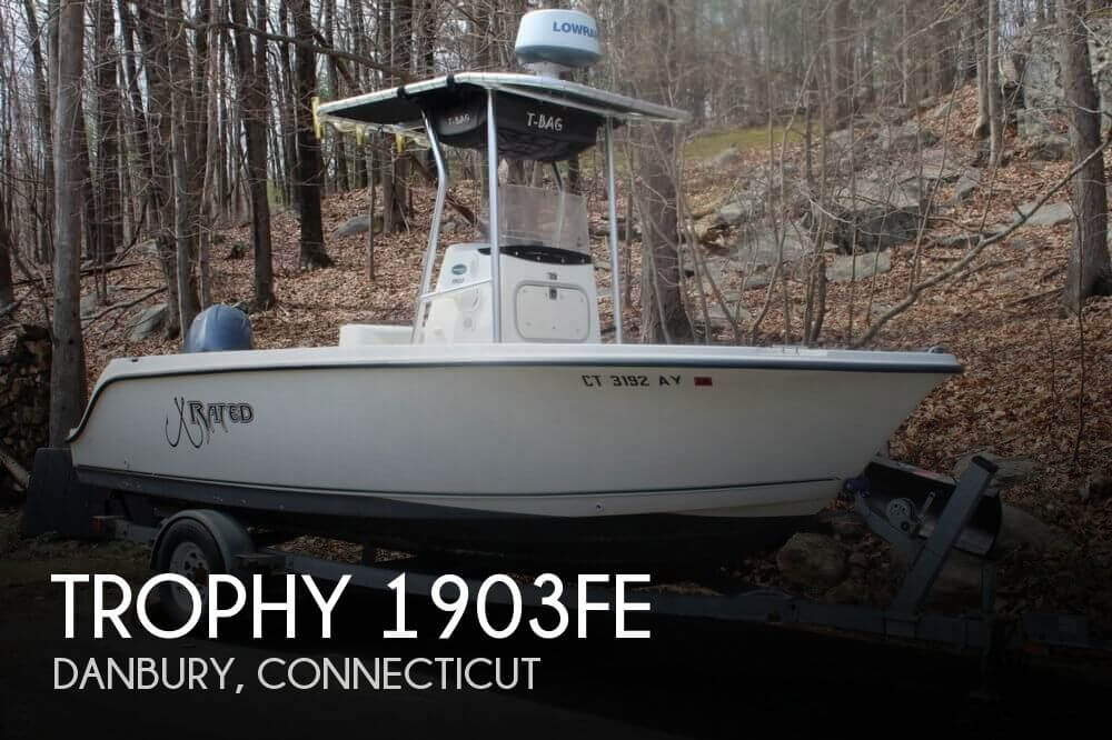 2002 TROPHY 1903FE for sale