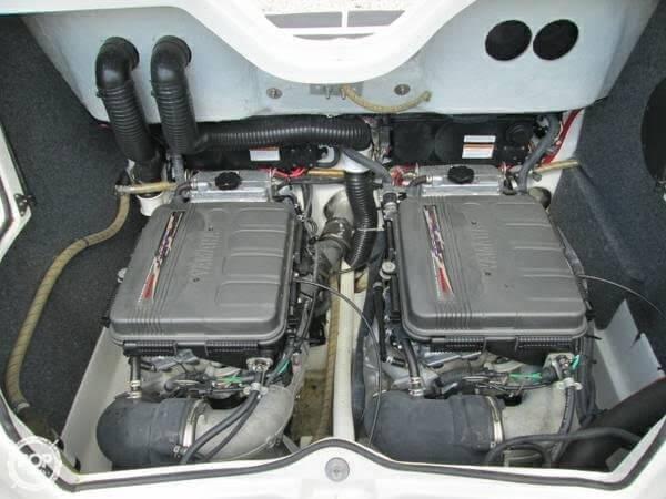 2009 yamaha 21 power boat for sale in carrollton tx for Yamaha marine dealer system