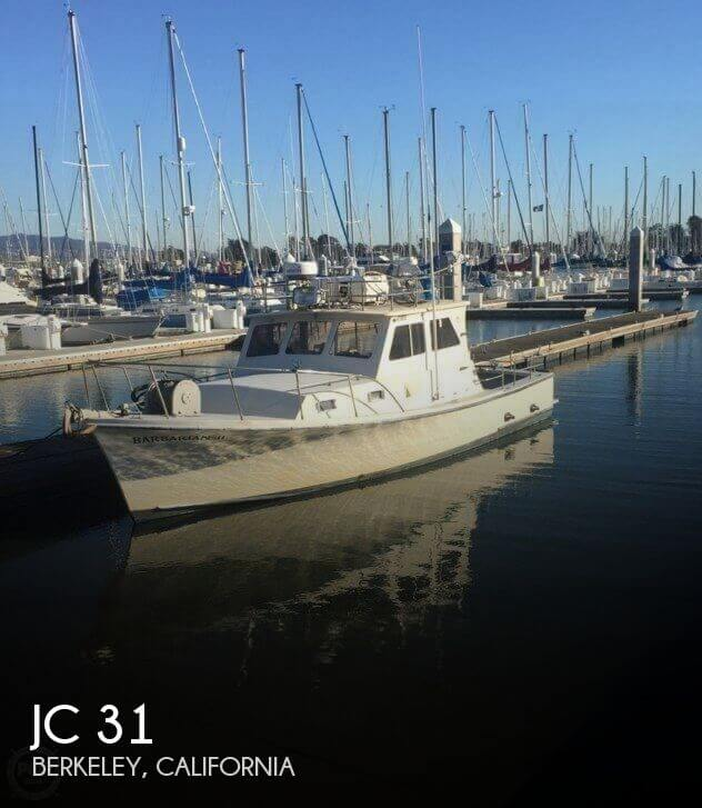Used JC Boats For Sale by owner | 1982 JC 31