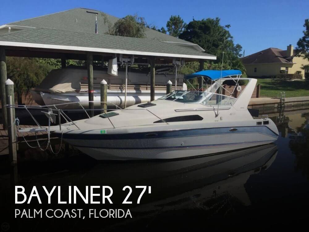 1989 Bayliner Ciera 2755 SB - Photo #1