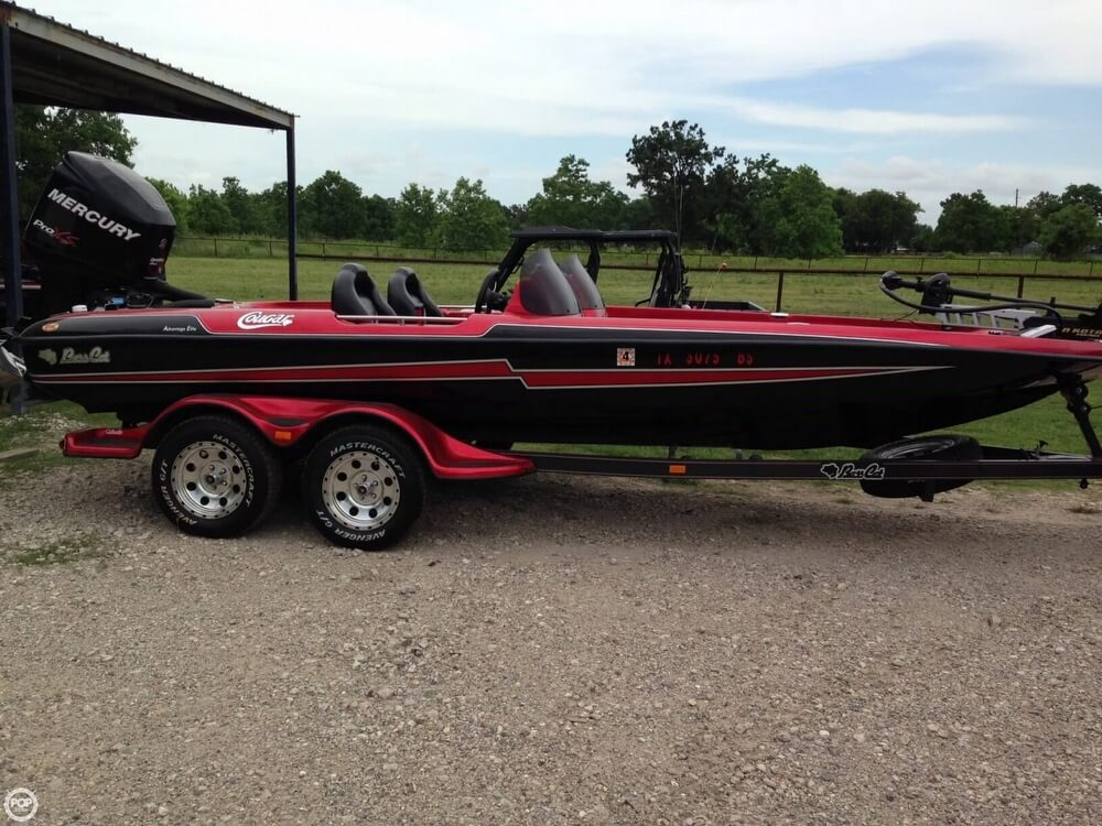 SOLD: Bass Cat Cougar Elite 20 boat in Crosby, TX | 095241