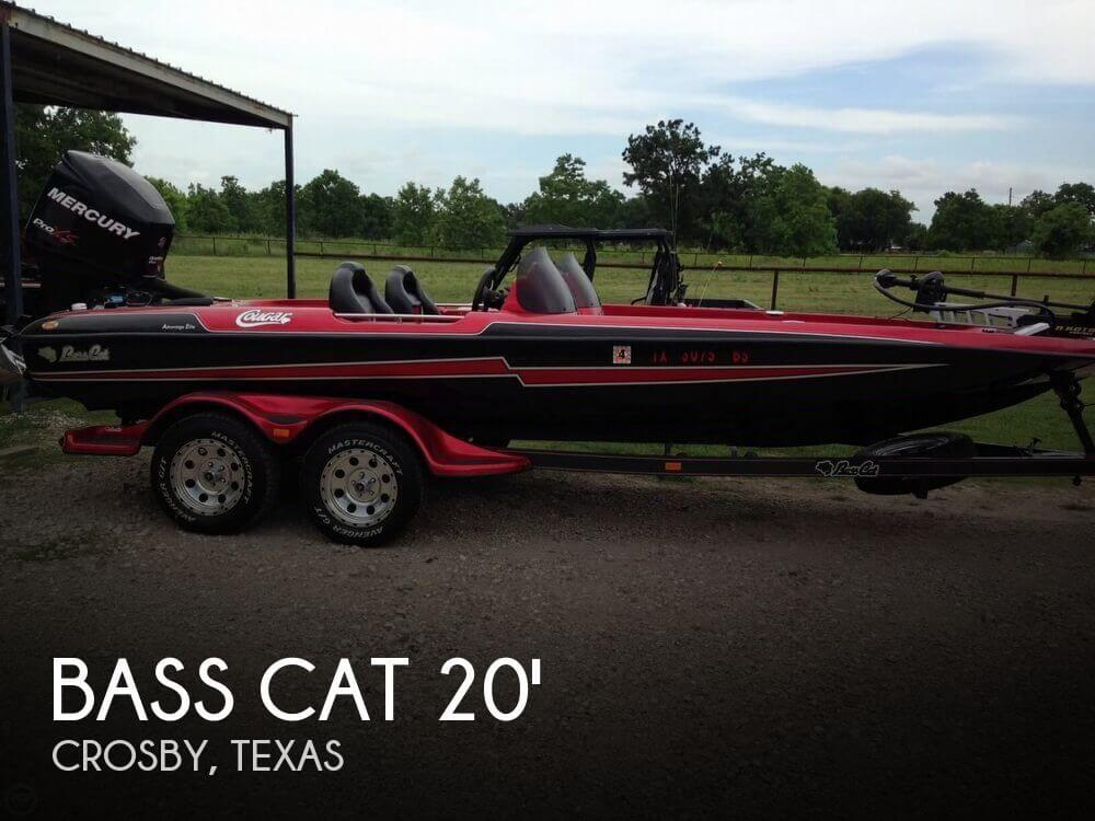 2012 Bass Cat Cougar Elite 20 - Photo #1