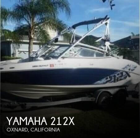 Canceled yamaha 212x boat in oxnard ca 095303 for Yamaha 212x review