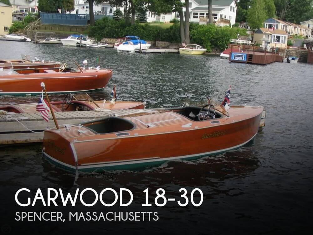 Used Ski Boats For Sale in Georgia by owner | 1933 Garwood 18
